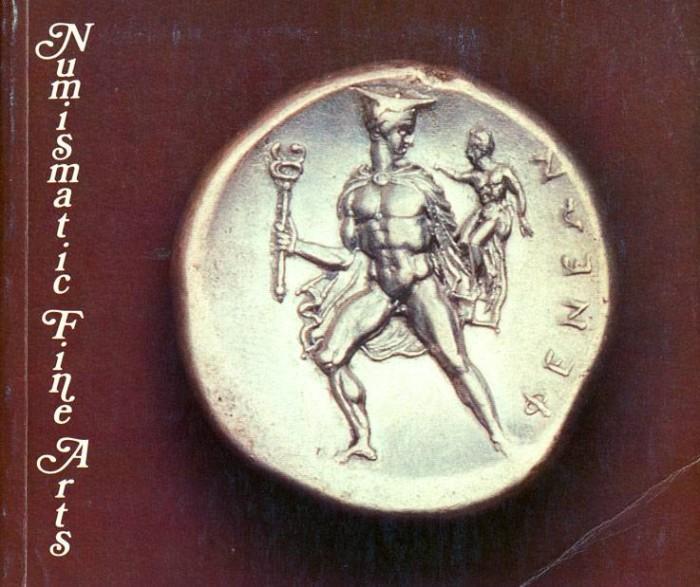 Ancient Coins - NFA. Numismatic Fine Arts, Auction VI, 27-28 February 1979.