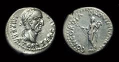 Ancient Coins - GALBA, AD 68-69. AR Denarius (3.57g). Narbo mint.