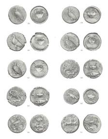Ancient Coins - Gulbenkian.  Catalogue of the Calouste Gulbenkian collection of Greek Coins (complete set)