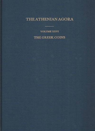 Ancient Coins - Kroll.  The Athenian Agora Volume XXVI: Greek Coins.
