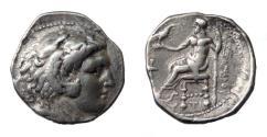 Ancient Coins - Alexander III the Great. Ar Tetradrachm. Sardes Mint