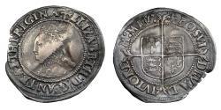 World Coins - ELIZABETH I AR GROAT