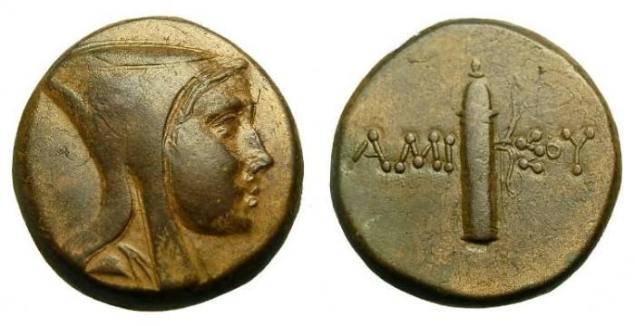 Ancient Coins - PONTOS AMISOS  AE 25