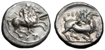 Ancient Coins - CILICIA KELENDERIS AR STATER