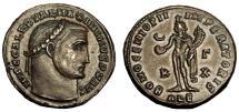 Ancient Coins - MAXIMINUS II AE FOLLIS