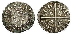Ancient Coins - Scotland. Alexander III Ar Penny