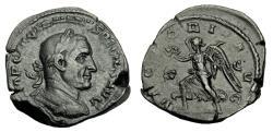 Ancient Coins - Trajan Decius Ae Sestertius