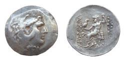 Ancient Coins - Alexander III the Great. Ar Tetradrachm.   Mesembria Mint