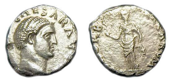 Ancient Coins - RARE OTHO  AR DENARIUS