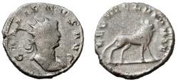Ancient Coins - GALLIENUS AR ANTONINIANUS SCARCE LEGIONARY TYPE