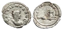 Ancient Coins - GALLIENUS AR ANTONINIANUS. MILAN MINT