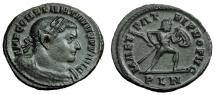 Ancient Coins - CONSTANTINE I AE FOLLIS. LONDON MINT