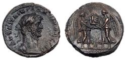 Ancient Coins - Gallienus Bi Tetradrachm. Aexandria Mint. Year 15