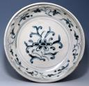 Ancient Coins - Hoi An Shipwreck Blue & White Glazed Dish