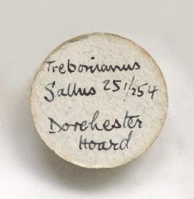 Ancient Coins - Trebonianus Gallus Ar Antoninianus. Ex Dorchester Hoard