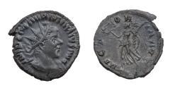 Ancient Coins - Marius. Ae Antoninianus. 269 AD. Scarce.