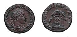 Ancient Coins - Volusian.  Ae As.  Choice for Issue