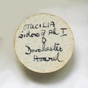 Ancient Coins - Otacilia Severa Ar Antoninianus. Ex Dorchester Hoard