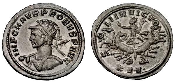 Ancient Coins - PROBUS AE ANTONINIANUS SERDICA MINT
