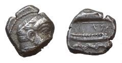 Ancient Coins - Phoenicia.  Aradus.  Ar Stater