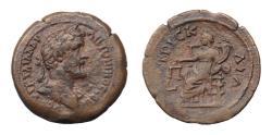 Ancient Coins - Antoninus Pius. Ae Drachm. Alexandria Mint. Year 13