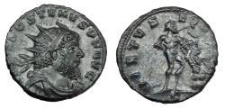 Ancient Coins - Scarce Postumus Bi Antoninianus. Rome Mint