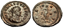 Ancient Coins - ALLECTUS AE ANTONINIANUS LONDON MINT