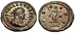Ancient Coins - ALLECTUS AE ANTONINIANUS LONDON MINT