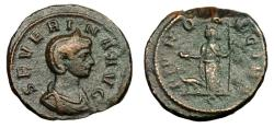 Ancient Coins - SEVERINA AE AS