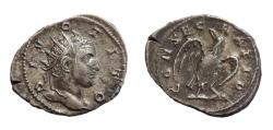 Ancient Coins - Divo Titus. Ar Antoninianus. Struck Under Trajan Decius