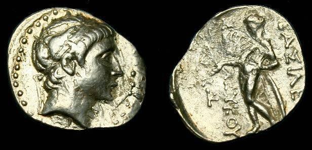 Ancient Coins - Seleukid, Seleukos II.  Ar drachm.  246-226 BC.