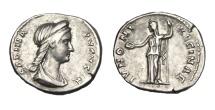Ancient Coins - SABINA AR DENARIUS