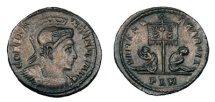 Ancient Coins - CONSTANTINE I AE 3 LONDON MINT