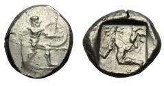 Ancient Coins - Pamphylia Aspendos Ar Stater