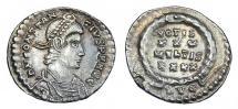 Ancient Coins - CONSTANTIUS II AR SILIQUA
