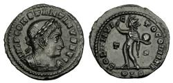 Ancient Coins - Constantine I Ae Follis. EX BOURTON ON THE WATER HOARD