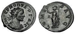 Ancient Coins - Probus Ae Antoninianus. Lugdunum Mint