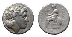 Ancient Coins - Thrace Lysimachos Ar Tetradrachm
