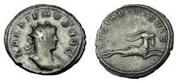 Ancient Coins - Scarce Gallienus Bi Antoninianus. Milan Mint