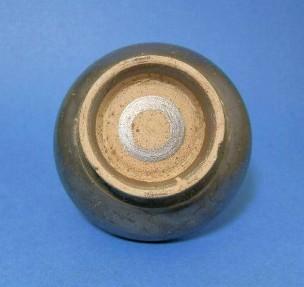 Ancient Coins - Greek Apulian Black Glazed 'Salt'
