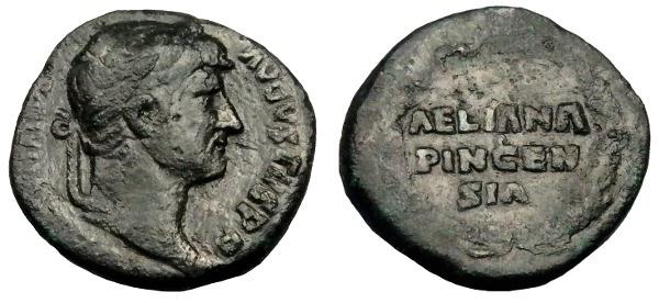 Ancient Coins - SCARCE HADRIAN AE QUADRANS