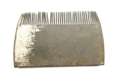 Ancient Coins - OUTSTANDING MEDIEVAL IRON SILVER PLATED COMB