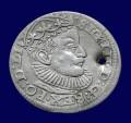 World Coins - Sigismund III 1587-1632, Silver 3 Groschen.
