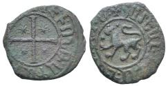 World Coins - Cilician Armenia. Levon II. Kardez. Lion. Cross. # 0162