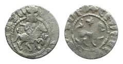 World Coins - Cilician Armenia. Levon IV. Takvorin. Lion. Cross. # 9061