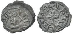 World Coins - Cilician Armenia. Levon III. Kardez. Cross. # 0146