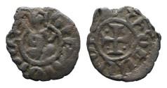 World Coins - Cilician Armenia. Hetoum II. Kardez. Cross. # 9041