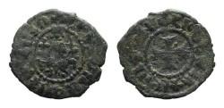 World Coins - Cilician Armenia. Levon IV. Pogh. Cross. # 9067