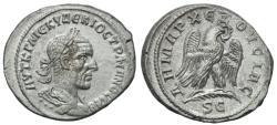 Ancient Coins - SYRIA  Antioch Trajan Decius Billon Tetradrachm # ST 0059
