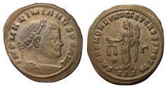 Ancient Coins - Maximianus, 286 - 305 AD, Follis of Siscia